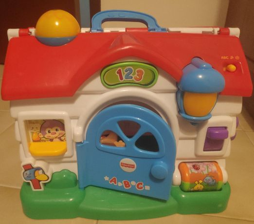 Casa Falante da Fisher Price