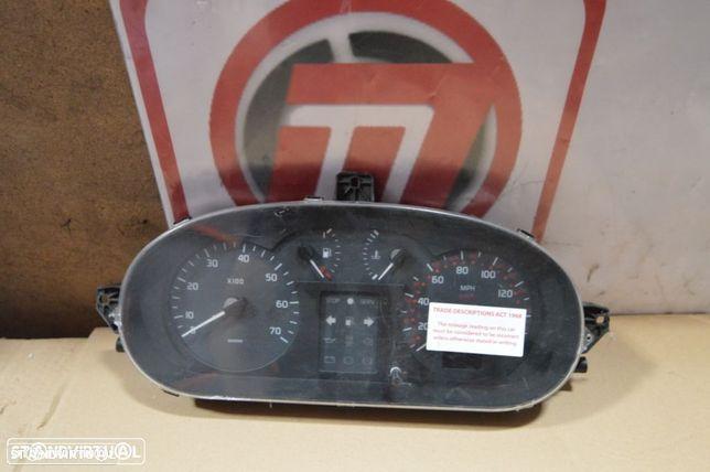 Quadrante Renault Scenic Inglês (milhas)