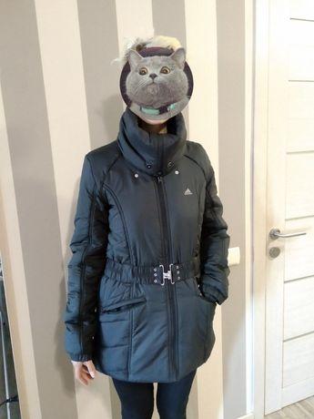 Новая демисезонная куртка пальто Adidas
