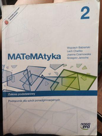 Książka matematyka 2