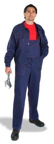 Ubranie robocze Robod-L ocieplacz, koszula flanelowa, czapka
