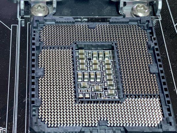 Материнская плата Asus P7P55D в идеале + процессор X3450