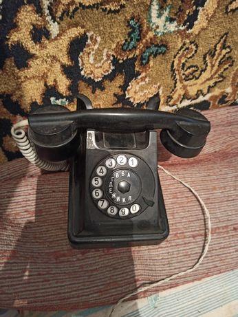 Продам ретро телефон стационарный