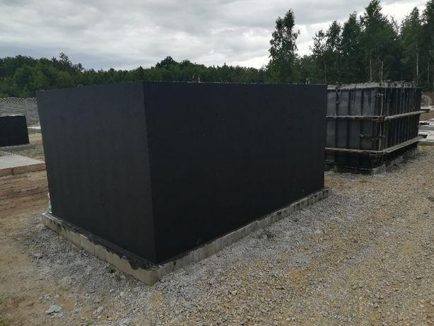 Szamba betonowe 10m3 i nie tylko Nowy Sącz Szczelne Producent