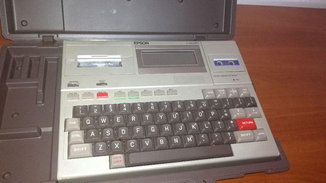 Epson HX-20, Pierwszy laptop komp retro vintage Sprawny Kolekcjonerski