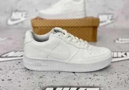 Nike Air Force Czarne / Białe. Rozmiar 36/37/38/39/40/41/42/43/44