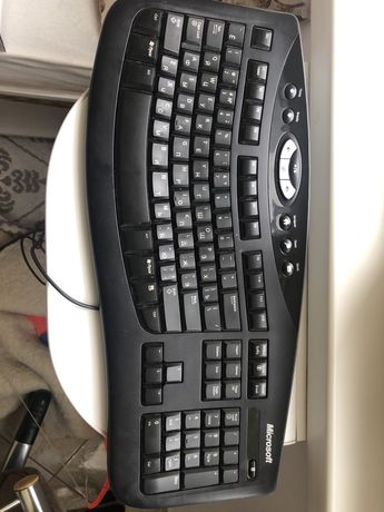 Microsoft Comfort Curve Keyboard 2000 usb black