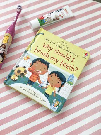 UsborneНовинка 2020 Why should i brush my teeth?
