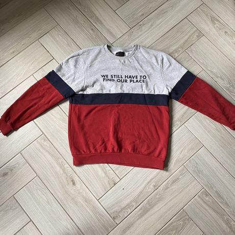 Продам брендовый sweatshirt Bershka