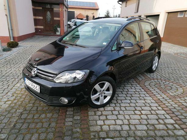 VW Golf Plus bdb stan