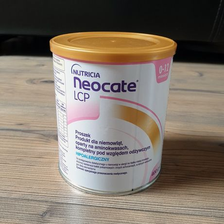 Nutricia Neocate LCP hipoalergiczna 400 g