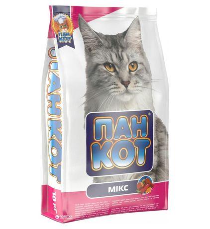 Продам корм Пан кот