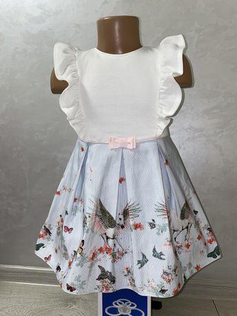 Платье baker 3-4 г пони единорог