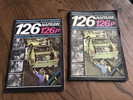 Zeszyt napraw fiat 126 p książka poradnik