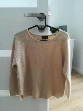 Sweter damski oversize Topshop M 38 jak nowy