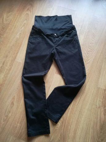 MAMA-LICIOUS eleganckie spodnie ciążowe z panelem w roz. L