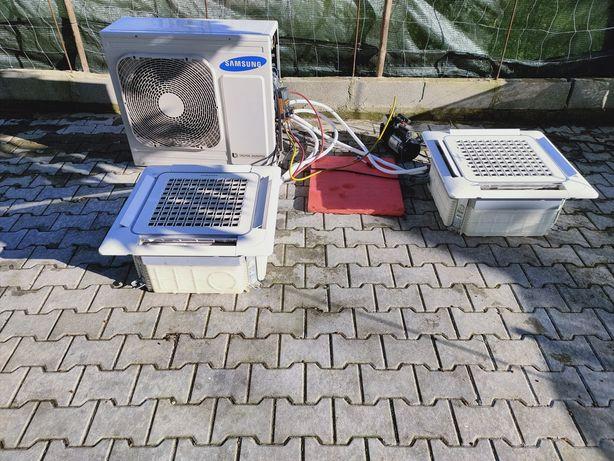 Ar condicionado multi 4x1 ano 2014