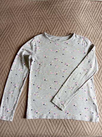 футболка , кофточка хлопковая на девочку рост140 см