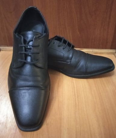 Туфли мужские, еко-кожа