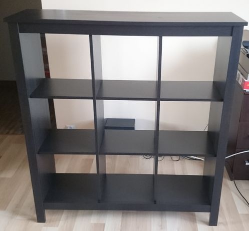 Regał Tomnas IKEA pasuje do Hemnes