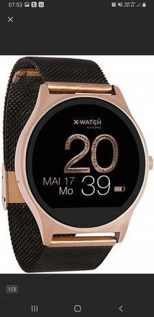 Smartwatch Xlyne Joli XW Pro czarny zegarek