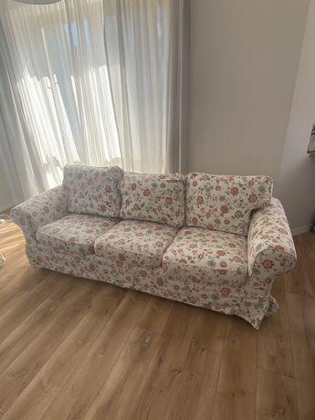Zestaw sofa 3os + 2os ikea