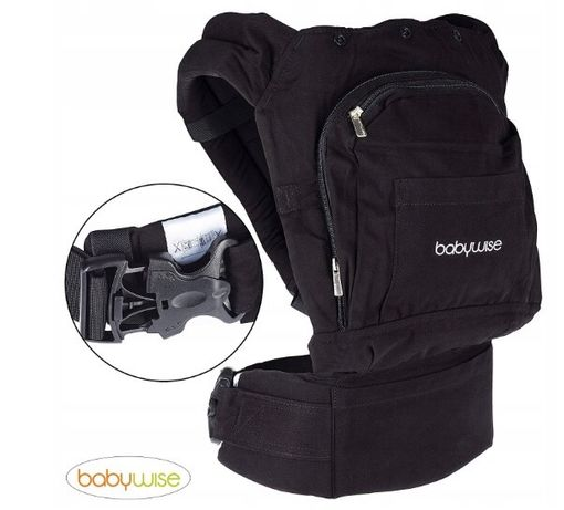 Ergonomiczne nosidełko z plecakiem