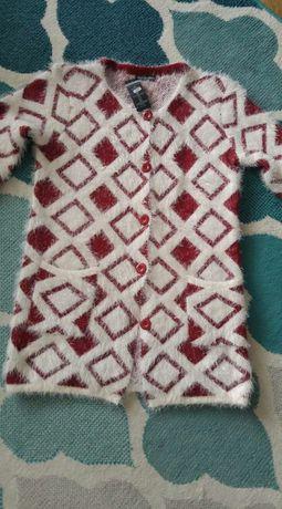 Swetr kardigan damski nowy