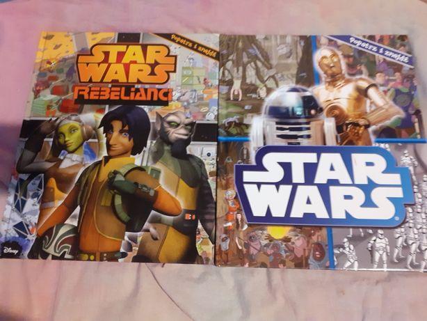 Książki dla fanów Star Wars