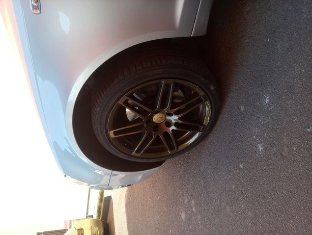Sprzedam felgi kola Mercedes  audi s-line RS 5×112w b.dobrym stanie 18