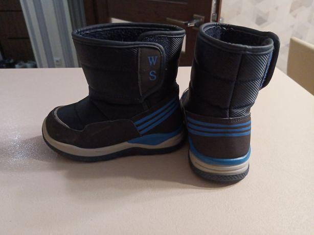 Дитячі зимові чобітки WS 24 розмір