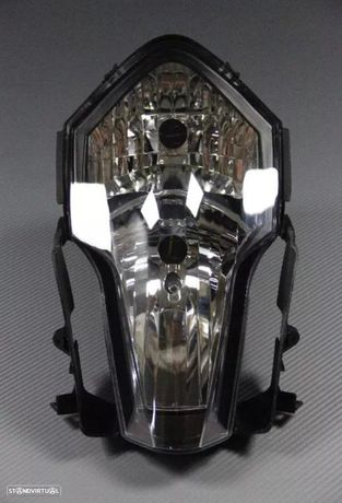 Farol, KTM 1190 RC8 - 2008 ate 2013 óptica