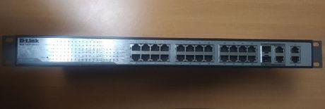 Коммутатор D-Link DES-1228P