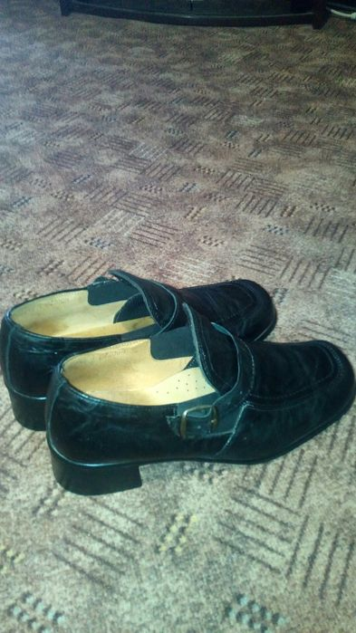 Женская обувь, туфли, кожа, 39 размер Запорожье - изображение 1