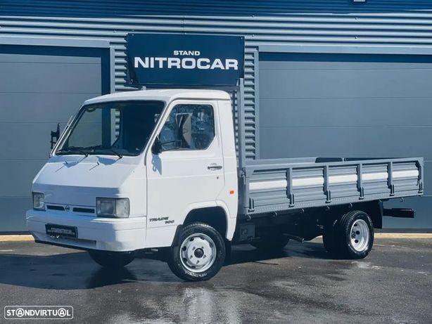 Nissan Trade 3.0 TD 3 Lug
