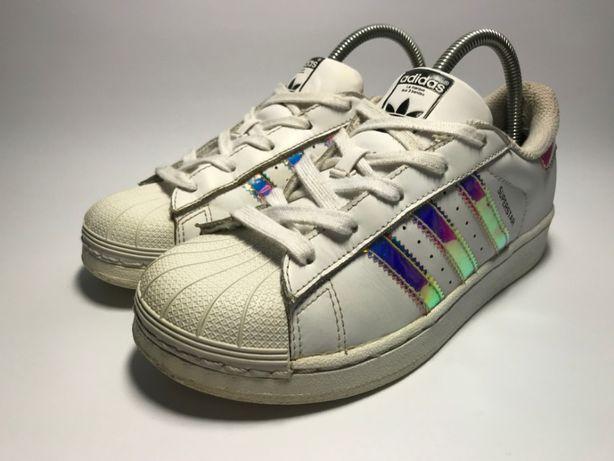 Детские кроссовки кеды для девочки Adidas Superstar