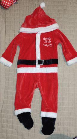 Новогодний человечек Дед Мороз