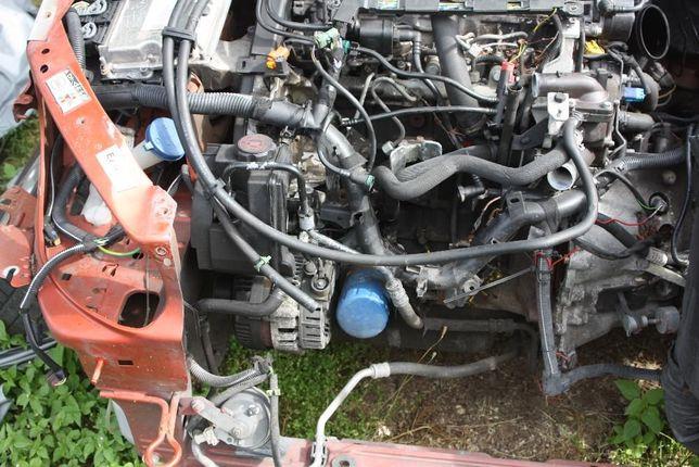 Peugeot 206 Silnik 2.0 HDI Gwarancja Slupek