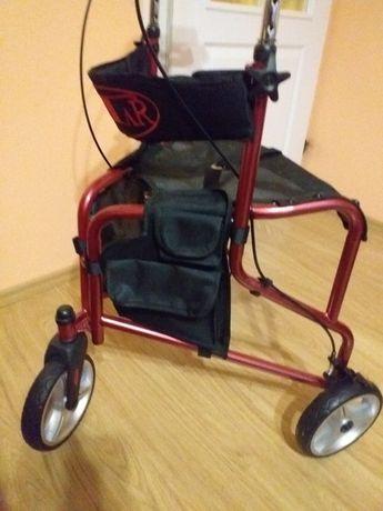 Jeździk, chodzik rehabilitacyjny  dla seniora