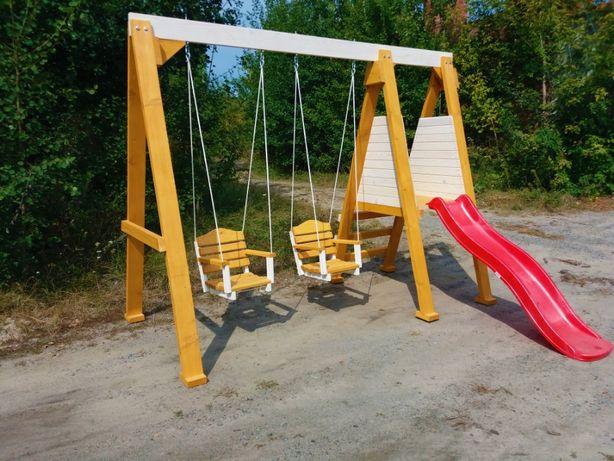 Детская площадка,детская горка
