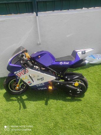 Mini mota 50 CC pista