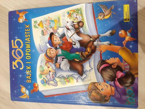 Książka 365 bajek i opowiastek