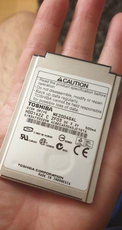 """Disco inteiro de 20GB Toshiba 1.8"""""""