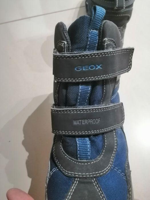 Śniegowce buty zimowe chłopięce Geox waterproof rozm. 30 Gdańsk - image 1