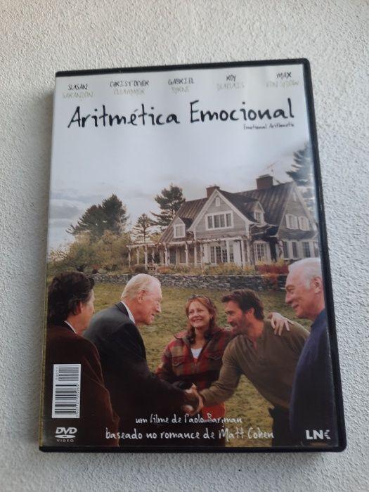 Aritmética Emocional (DVD) Odemira - imagem 1