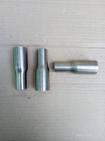 Продам отвод переходник конус из нержавеющей стали