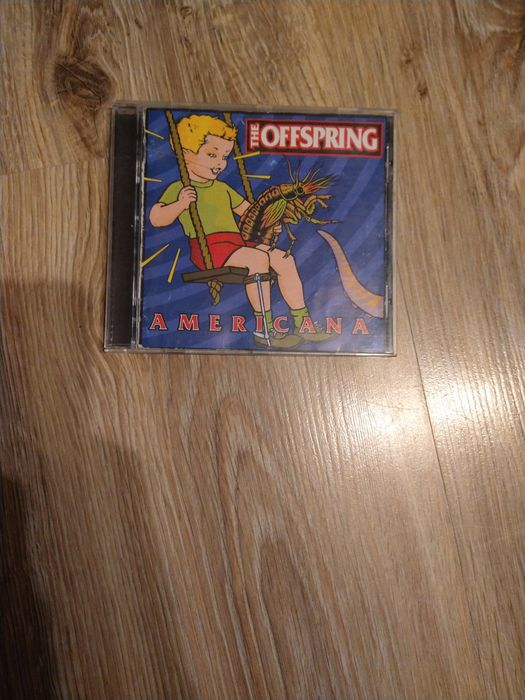 Offspring Americana CD Poznań - image 1