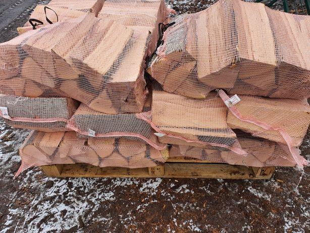Drewno do wędzenia buk worki workowane