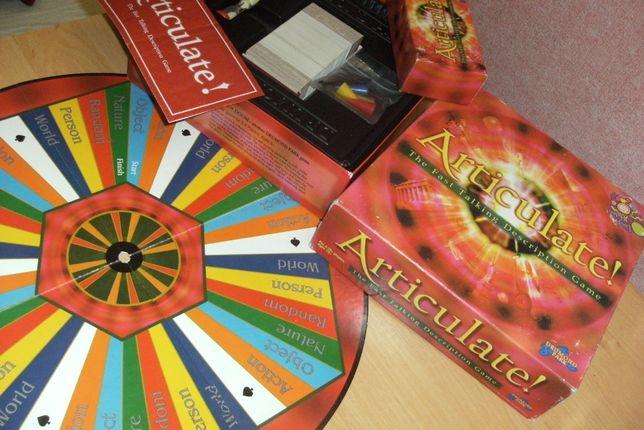 Увлекательная игра Артикулат на английском языке