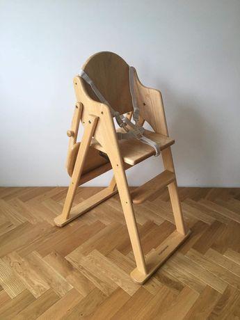 Mothercare drewniane krzesełko do karmienia